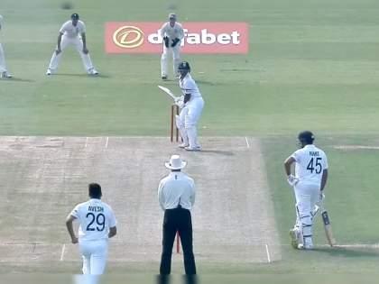 India Tour of England : Washington Sundar and Avesh Khan will also be in action in the warm-up game, Rohit Sharma dismissed for 9 | India Tour of England : टीम इंडियाच्या विरोधात मैदानावर उतरले दोन भारतीय खेळाडू, रोहित शर्माची विकेट!