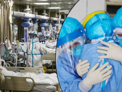 Coronavirus confirmed cases covid 19 worldwide exceed 5,97,458 over 27,370 died sss   Coronavirus : कोरोनाचा हाहाकार! जगभरात तब्बल 5,97,458 लोकांना संसर्ग, 27,370 जणांचा मृत्यू