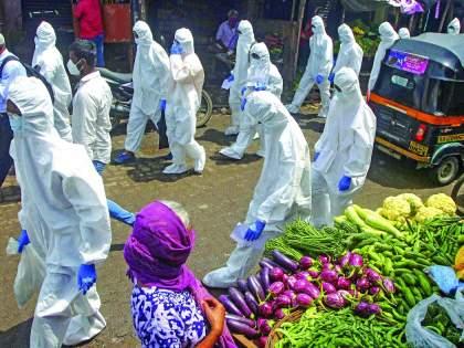 coronavirus: Strict lockdown in Thane, KDM again! Meera-Bharinder, Pune also imposed restrictions | coronavirus: ठाणे, केडीएमसीत पुन्हा कडक लॉकडाऊन! मीरा-भाईंदर, पुण्यातही घातले निर्बंध