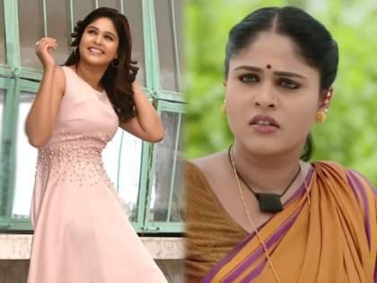 Akshya deodhar looks glamorous in pink colour dress | याच का त्या पाठकबाई ?,अक्षया देवधरमध्ये झालेले ट्रान्सफॉर्मेशन पाहून चाहते झाले थक्क