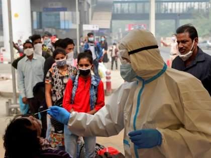 "Coronavirus: Dr. Randdeep Guleria Says, ""Corona virus will change form further, corona will be harvested at different times across the country."" | Coronavirus : ""कोरोना विषाणूचे रूप अजून बदलणार, देशभरात वेगवेगळ्या वेळी कोरोनाचा पिक येणार''"