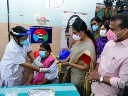 Corona Vaccination: Kerala pattern of vaccination, more than one 88 thousand people vaccinated in less vaccines   Corona Vaccination:लसीकरणाचा केरळ पॅटर्न, कमी लसींमध्ये केलं तब्बल लाखभऱ अधिक लोकांचं लसीकरण