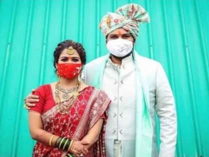 Ruchita Jadhav Cancelled Sangeet Ceremony donated 1500 packets of rice and dal among the needy in Panchgani   मराठमोळ्या अभिनेत्रीने तिच्या लग्नात जे काही केलं वाचून तुम्हालाही वाटेल कौतुकास्पद