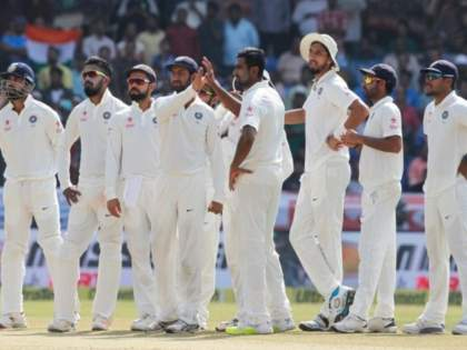 ICC WTC Final: BCCI arranges doorstep COVID-19 test for Virat Kohli's England-bound Team India   ICC WTC Final: BCCIची Doorstep सुविधा; इंग्लंड दौऱ्यासाठी जाणाऱ्या खेळाडूंची घरोघरी जाऊन करणार कोरोना चाचणी!
