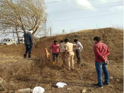 Shocking! 42-year-old man murdered in Jalna | धक्कादायक ! जालन्यात ४२ वर्षीय व्यक्तीचा दिवसाढवळ्या खून