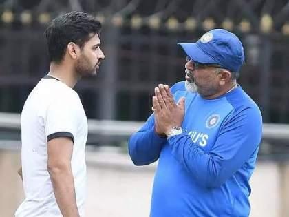 'Bhuvneshwar Kumar Just Doesn't Want to Play Test Cricket Anymore. That Drive has Gone Missing' | Bhuvneshwar Kumar : भुवनेश्वर कुमारलाच आता कसोटी क्रिकेट खेळायचे नाही, समोर आलं मोठं कारण!