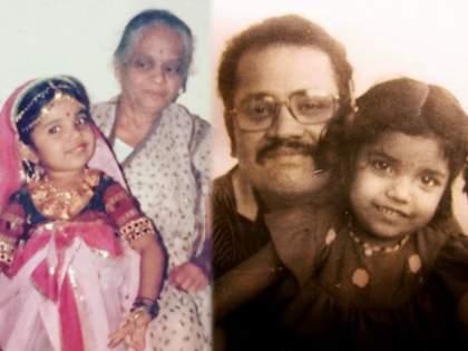 Birthday Special: Mukta barve's pune-mumbai journey,become a successful actress   Birthday Special : फोटोत दिसणाऱ्या 'या' चिमुरडीने अभिनयासाठी पुणे सोडून गाठली मुंबई, आज आहे यशस्वी अभिनेत्री
