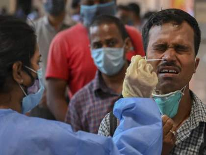 Coronavirus: ... Then the second wave of coronavirus will end in the next two weeks in India, experts say   Coronavirus: ...तर पुढच्या दोन आठवड्यात संपुष्टात येईल कोरोनाची दुसरी लाट, तज्ज्ञांचं सकारात्मक विधान