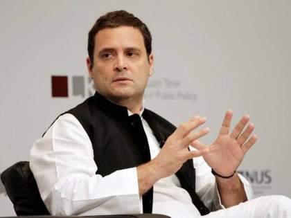 """BJP leader Nilesh Rane Says,""""Now Rahul Gandhi himself should join the BJP, this is the last option for him.""""   """"आता राहुल गांधी यांनी स्वतः भाजपात प्रवेश करावा, हाच त्यांच्यासमोर शेवटचा पर्याय''"""