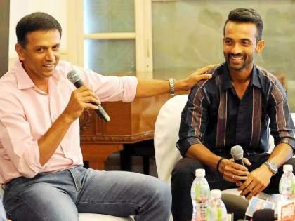 'Don't run after India selection, it will follow you', Ajinkya Rahane recalls Rahul Dravid's valuable advice | राहुल द्रविडच्या 'त्या' सल्ल्यानं अजिंक्य रहाणेला दाखवली दिशा, भारताच्या उपकर्णधारानं सांगितला 12 वर्षांपूर्वीचा किस्सा