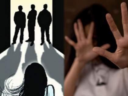 Gangrape of wife and daughter in front of husband's eyes; Police were shaken by 3 incidents in UP | नवऱ्याच्या डोळ्यासमोरच बायको-मुलीवर गँगरेप; यूपीतील ३ घटनांनी पोलीस हादरले