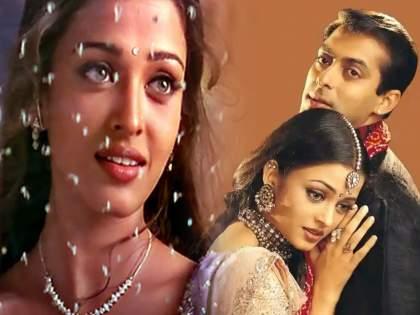 Did you know Aishwarya Rai Bachchan was not the first choice for 'Hum Dil De Chuke Sanam   'हम दिल दे चुके सनम' 22 वर्ष पूर्ण, तुम्हाला माहितीय का सिनेमात ऐश्वर्या राय नव्हे तर दुसरीच अभिनेत्री साकारणार होती नंदिनी