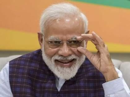 PM Narendra Modi tops list of world's most popular leader   जगातील लोकप्रिय नेत्यांच्या यादीत नरेंद्र मोदी अव्वलस्थानी, बायडनसह इतर बड्या नेत्यांना दिला धोबीपछाड