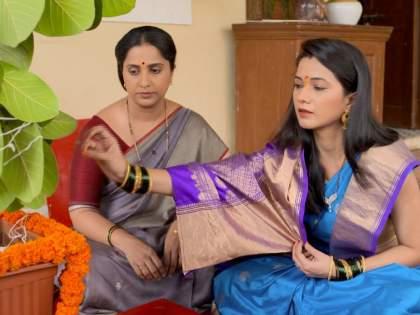 Vat Savitri Purnima on the set of Aai Kuthe Kay karte   'आई कुठे काय करते' मालिकेच्या सेटवरची आगळीवेगळी वटपौर्णिमा