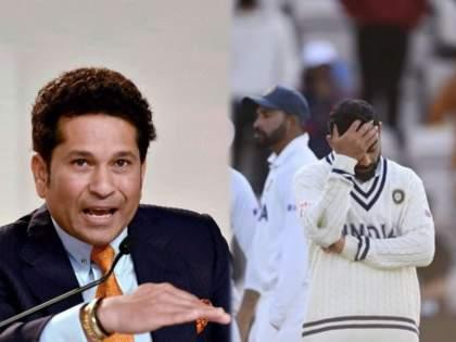WTC Final 2021 IND vs NZ: Why did Team India lose in WTC Final ?; Sachin Tendulkar said the important reason   WTC Final 2021 IND vs NZ : टीम इंडिया WTC फायनलमध्ये का हरली?; सचिन तेंडुलकरनं सांगितलं महत्त्वाचं कारण