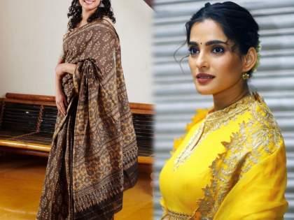 Did you see actress Priya Bapat's sister? She also has a connection with Cineindustry | अभिनेत्री प्रिया बापटच्या बहिणीला पाहिलंत का?, तिचादेखील आहे सिनेइंडस्ट्रीशी संबंध