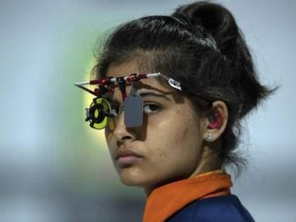 At that time, the pistol betrayed, and Mannu Bhakar missed the mark on the medal   Tokyo Olympics 2021: ऐनवेळी पिस्तूलने दगा दिला, अन् मनू भाकरचा पदकावरील निशाणा चुकला