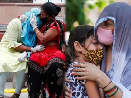 CoronaVirus News The issue of women losing their husbands due to corona is serious | कोरोनामुळे पती गमावलेल्या महिलांचा प्रश्न गंभीर; सरकारी मदत देऊ शकते आधार!