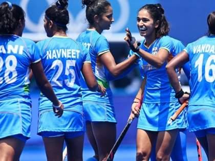Tokyo Olympics Live Updates: Vandana Kataria's hat-trick, Indian women's Hockey team defeats South Africa in thrilling match | Tokyo Olympics: वंदना कटारियाची हॅटट्रिक, रोमांचक लढतीत भारतीय महिला संघाची दक्षिण आफ्रिकेवर मात