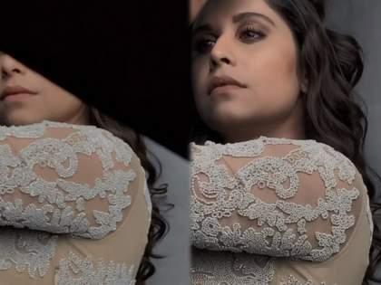 Sai Tamhankar In Love With Know Details | सई ताम्हणकर पडली प्रेमात, व्हिडीओ शेअर करत म्हणाली.....