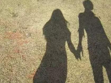 The boyfriend, who used to ride a bicycle for 17 km to meet his girlfriend, was finally caught by the villagers and got married.   प्रेयसीला भेटण्यासाठी १७ किलोमीटरवरून सायकल चालवत यायचा प्रियकर, अखेर गावकऱ्यांनी पकडले आणि लग्न लावले