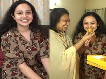 ria dabi upsc 2020 topper air 15 tina dabi younger sister ias sisters success story | UPSC Topper Ria Dabi : IAS टीना डाबीच्या बहिणीची UPSC मध्ये कौतुकास्पद कामगिरी; पहिल्याच प्रयत्नात नेत्रदीपक भरारी