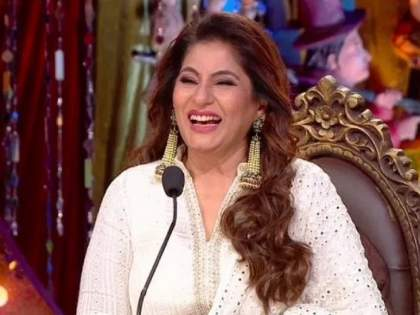 Wealthy laughing, check how much Archana singh earns for laughing in Kapil Sharma show   फक्त जोरजोरात हसण्यासाठी कपिल शर्माच्या शोमध्ये अर्चना पूरन सिंहला मिळते इतके मानधन