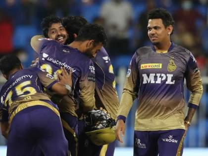 IPL 2021, IPL Qualifier 2, DC Vs KKR: Delhi Capitals were on the verge of victory with 4 wickets in 11 balls, but Kolkata Knight Riders Rahul Tripathi turned the tide | IPL 2021, IPL Qualifier 2, DC Vs KKR: ११ चेंडूत ४ विकेट्स घेऊन Delhi Capitalsने पलटवली होती बाजी, पण Kolkata Knight Ridersच्या Rahul Tripathiने असा खेचून आणला विजय
