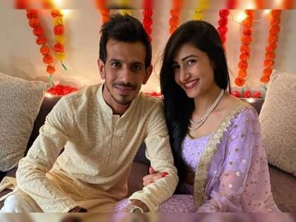 Good news for Yuzvendra Chahal and Dhanashree Verma - Details inside | युझवेंद्र चहलच्या घरी आनंदाची बातमी, सोशल मीडियावरून चाहत्यांना दिली माहिती