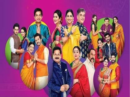Agabai Sasubai and ratris khel chale 2 receives maximum awards in zee marathi awards 2019   Zee marathi awards 2019 Winners : या मालिकेने मारली झी मराठी अवॉर्डसमध्ये बाजी, नुकतीच सुरू झालीय ही मालिका