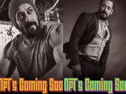 Big announcement: Salman Khan to launch NFTs with BollyCoin; What is NFT? see details | Salman Khan NFT: सलमान खानकडून क्रिप्टो प्लॅनची मोठी घोषणा; म्हणाला, 'भावांनो, येतोय NFT घेऊन'