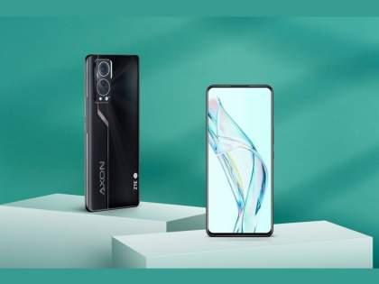 zte axon 30 5g phone launched with snapdragon 870 and under display camera   भन्नाट! अंडर डिस्प्ले कॅमेरा आणि स्नॅपड्रॅगन 870 प्रोसेसरसह ZTE Axon 30 5G स्मार्टफोन लाँच