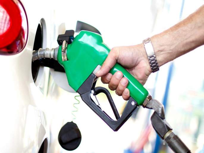 Petrol and diesel became more expensive by Rs 2 in the state | राज्यात पेट्रोल, डिझेल दोन रुपयांनी महागले