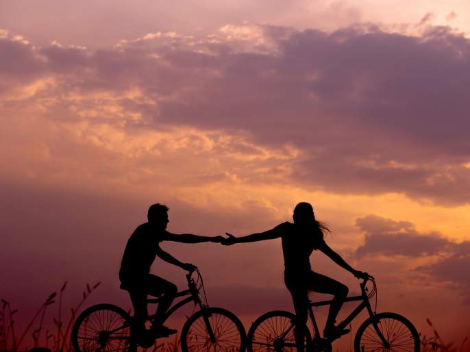Joy wave: Sweet in relationships | आनंद तरंग: संबंधांमध्ये गोडवा