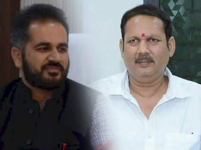 In letter, the Satara District Collector returned Rs. 450 to MP Udayan Raje Bhosale | ...अन् एका ओळीचं पत्र लिहून जिल्हाधिकाऱ्यांनी ४५० रुपये खासदार उदयनराजेंना परत केले