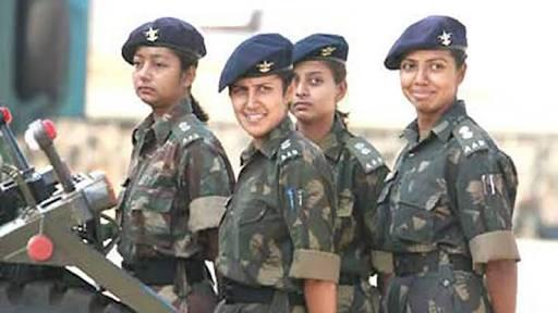 Chance to show courage Women on war area !   आता थेट रणभूमीवर पराक्रमाची महिलांना संधी..!