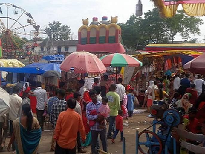 The Dwarkadhishi Yatra begins with excitement   द्वारकाधीश यात्रोत्सवास उत्साहात प्रारंभ
