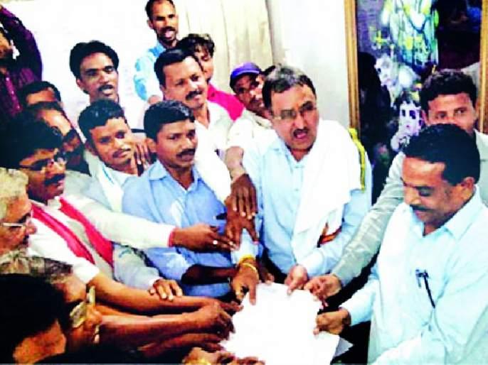 Payment of 18 crores of milk stopped   दुधाचे १८ कोटींचे देयक अडले