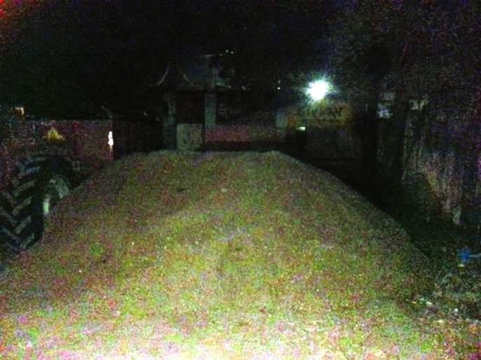 sandstock seized in Buldhana | बेवारस रेतीसाठा जप्त