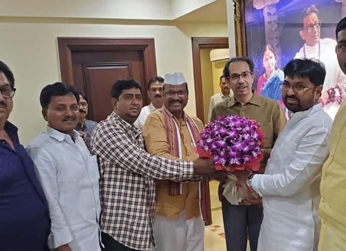 Your defeat came to our notice - Uddhav Thackeray   तुमचा पराभव आमच्या जिव्हारी लागला- उद्धव ठाकरे