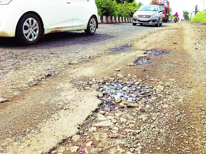 Municipal road is open for traffic within two months: grade separator   पालिका रस्ता दोन महिन्यांत वाहतुकीस खुला: ग्रेड सेपरेटर