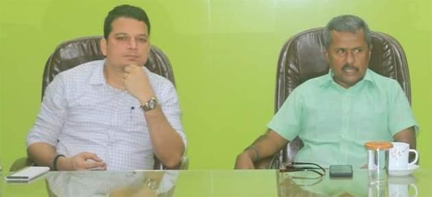 Farmers will not get crop in their hands - Sunil Kendrakar | शेतकऱ्यांच्या हाताला पीक लागणार नाही - सुनील केंद्रेकर