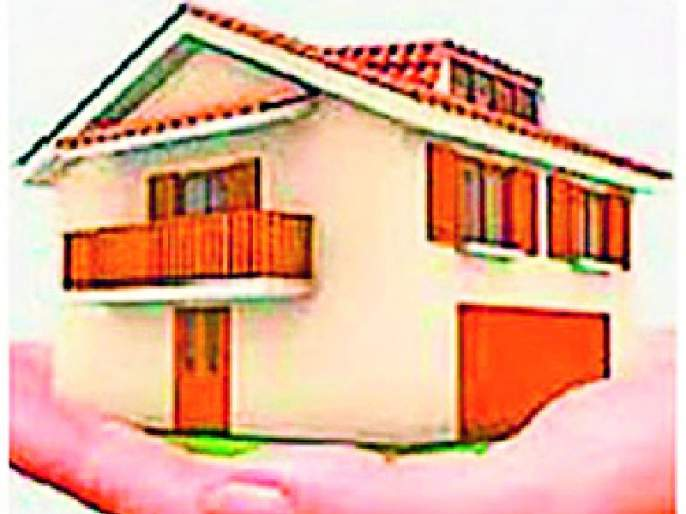 The dream of a homeowner with an unfulfilled grant is unfulfilled | तुटपुंज्या अनुदानाने घरकुलाचे स्वप्न अपूर्ण