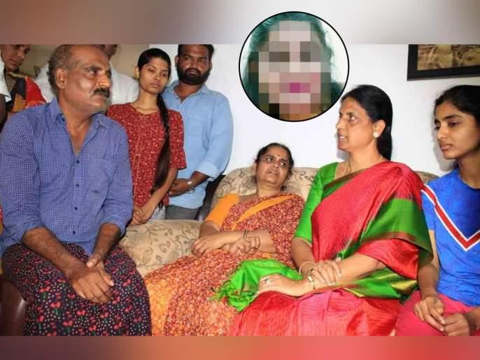 Hyderabad Rape and Murder case - 'My daughter's soul was at peace', said girl's father of hyederabad rape and murder case   Hyderabad Encounter : 'देशासमोर उत्तम उदाहरण राहिल, माझ्या मुलीच्या आत्म्याला शांती मिळाली'