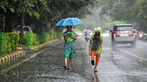 Rain for the next four days | पुढील चार दिवस पावसाचे