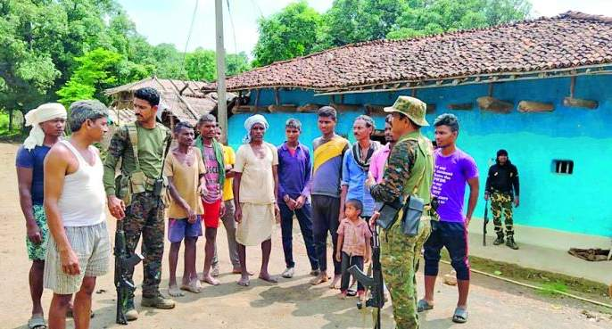 Tribals became 'licensing persons' for the police | आदिवासी बनले पोलिसांसाठी 'लायजनिंग पर्सन' होतेय मदत