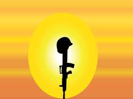 Financial assistance to the families of two martyred soldiers   दोघा शहीद जवानांच्या कुटुंबीयांना अर्थसाहाय्य