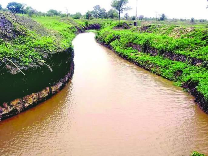 Extra irrigation through the Water Power Mission   जलशक्ती अभियानातून अतिरिक्त सिंचन
