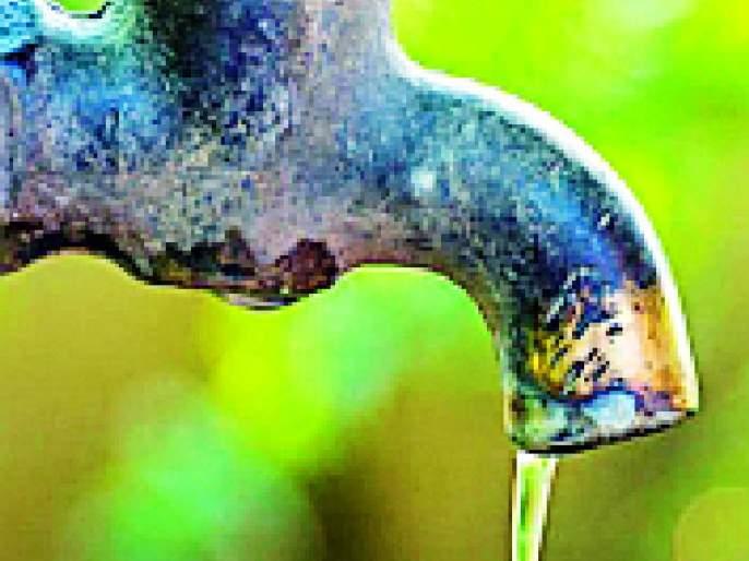 Water rains in Ralegaon | राळेगावात पाण्याचे वांदे