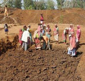 2.38 lakh laborers in Gadchiroli are inefficient! | गडचिरोलीतील रोहयोवरील २.३८ लाख मजूर अकार्यक्षम !